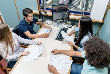 Producción de Radio y Televisión